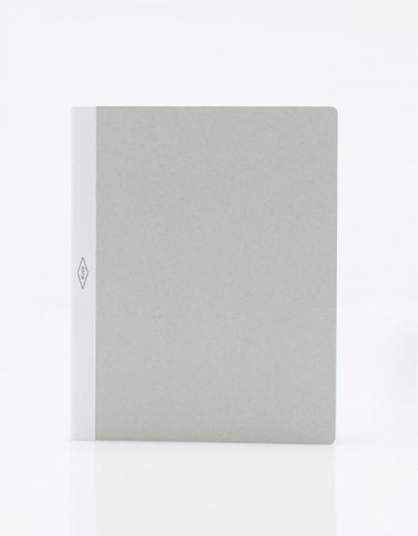 Large Blank Notebook