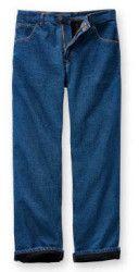 Aramark Men's Fleece-Lined Denim Jeans for $20  free shipping #LavaHot http://www.lavahotdeals.com/us/cheap/aramark-mens-fleece-lined-denim-jeans-20-free/128449