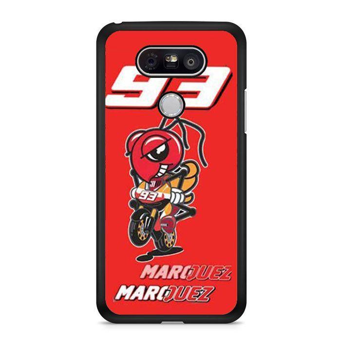 Marquez 93 Logo LG G6 Case Dewantary