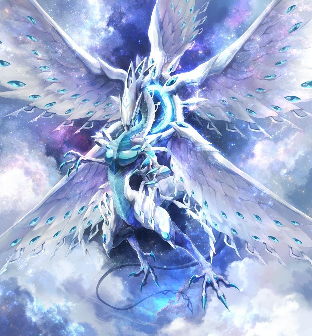 Blue Eyes White Dragon Wallpaper 773264 White Dragon Dragon