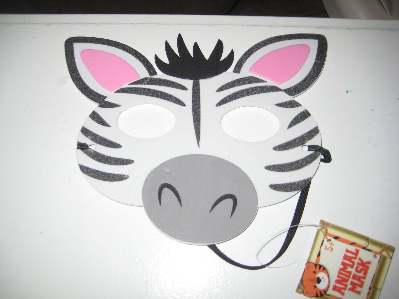 Images For > Elephant Mask Template | Lion king masks | Pinterest ...