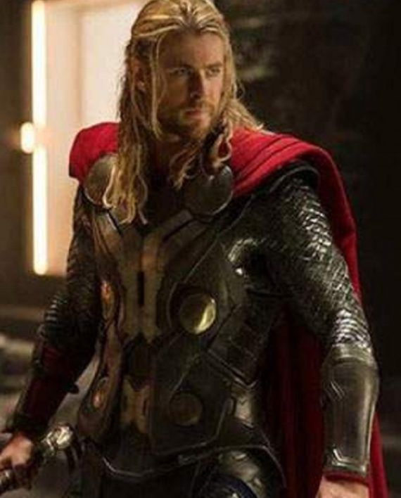Chris Hemsworth Thor Ragnarok Costume Vest Chris