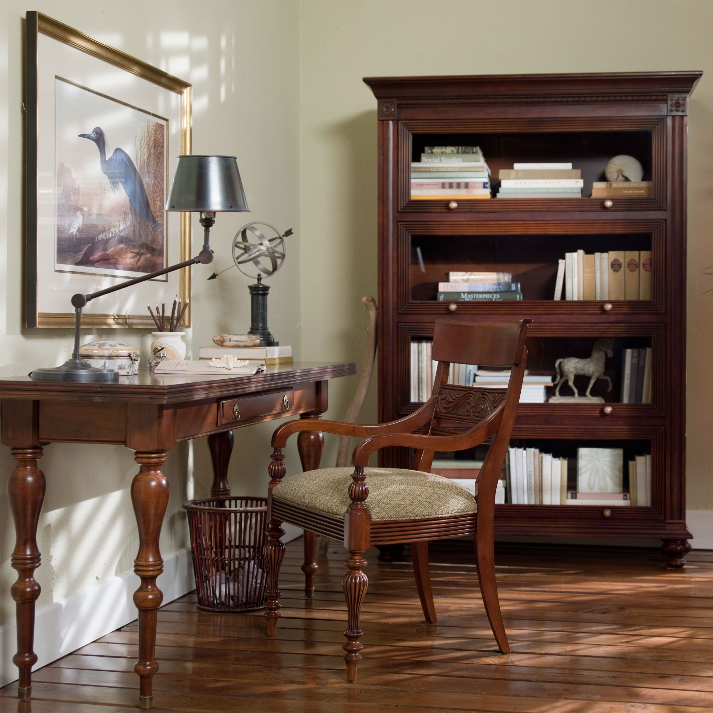 Marshall Barrister Bookcase   Ethan Allen US · Barrister BookcaseBookcasesHome  Office ...