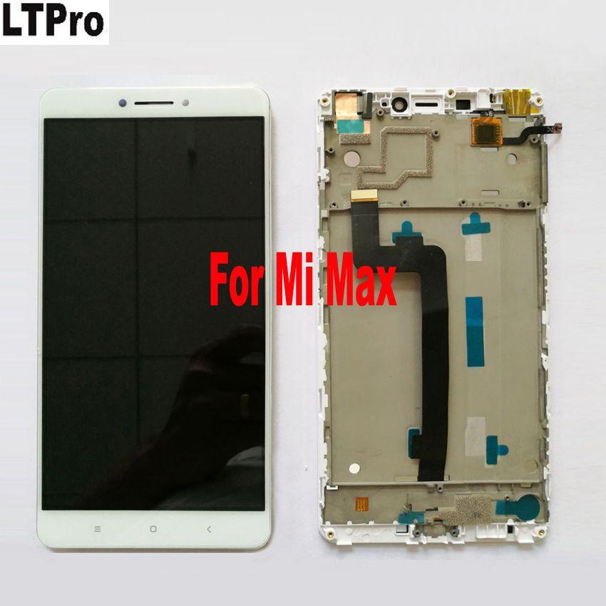 LTPro Alta Calidad 6.44 Pulgadas de Pantalla LCD Táctil ...
