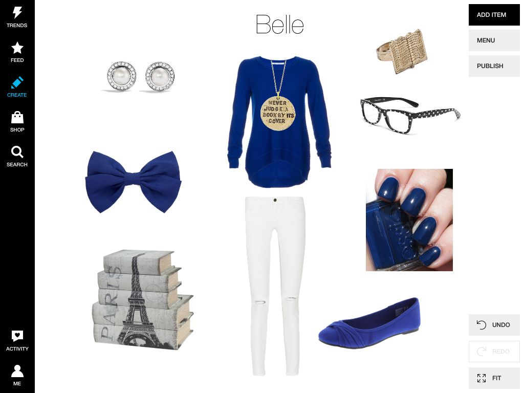 By me on Polyvore