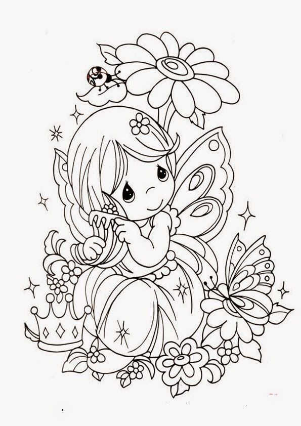 Pin De Raquel Armstrong En Hadas Y Duendes Libro De Colores Dibujos Dibujos De Hadas
