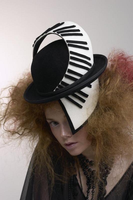 Sombrero musical.  b7463c9a955