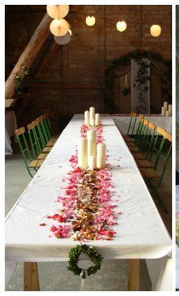 Rosenblatter Tischdeko Hochzeit Hochzeit Deko Hochzeit