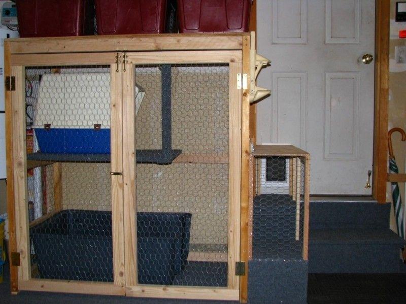 Cat litter box enclosures foter cat litter box