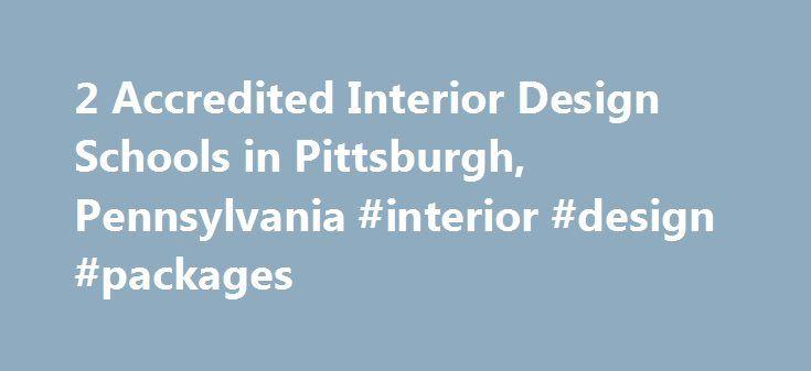 Accredited Interior Design Schools