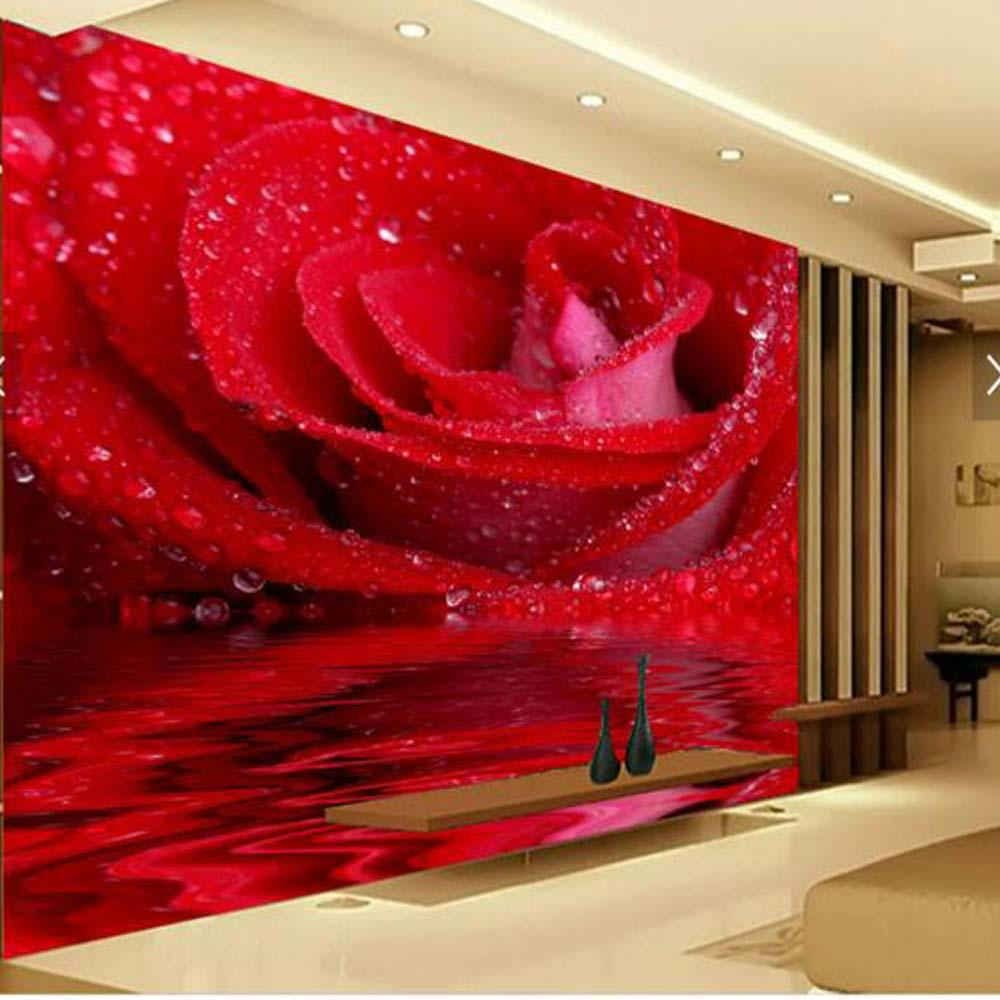 cheap wallpapers for living room, buy quality mural wallpapercheap wallpapers for living room, buy quality mural wallpaper directly from china wall murals modern suppliers 3d customized size red rose wall mural