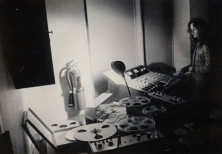 Eliane Radigue Frieze magazine  archive  surround sound