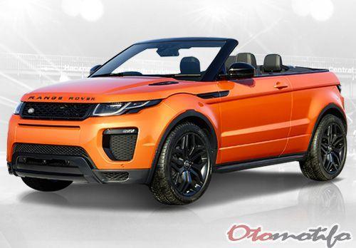 6 Harga Mobil Range Rover Termahal Terbaru 2021 Otomotifo Range Rover Evoque Convertible Range Rover Range Rover Evoque