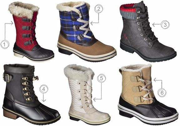 837a62587b79a Target boots Über Chic for Cheap  Inspired  J.Crew Winter Boots