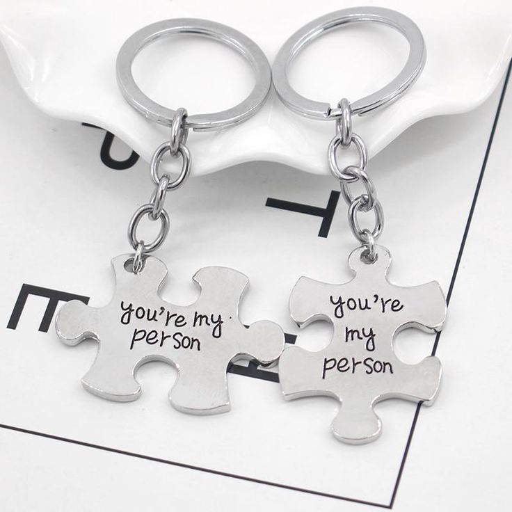 Youre my person keychain keychain set cute gifts for