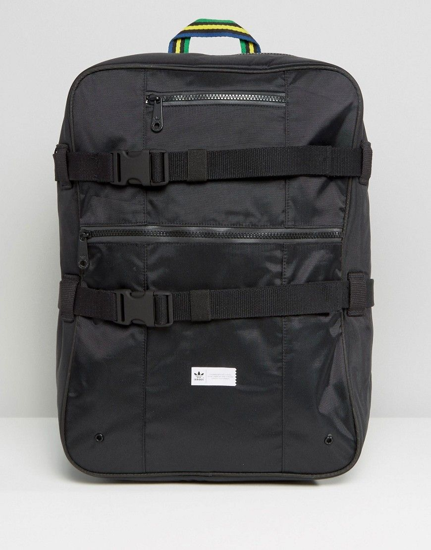 9d336b0f1959 Image 1 of adidas Originals Airliner Backpack