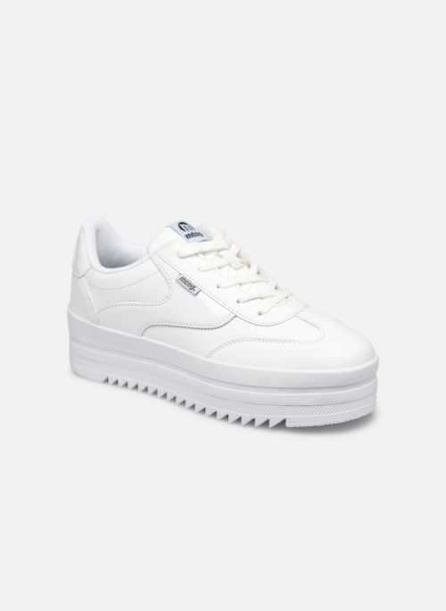 Baskets MTNG 69550 Blanc #sneakers#baskets#whitesneakers