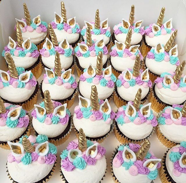 Websta Sweetlayers Unicorn Cupcakes Cake Sydney