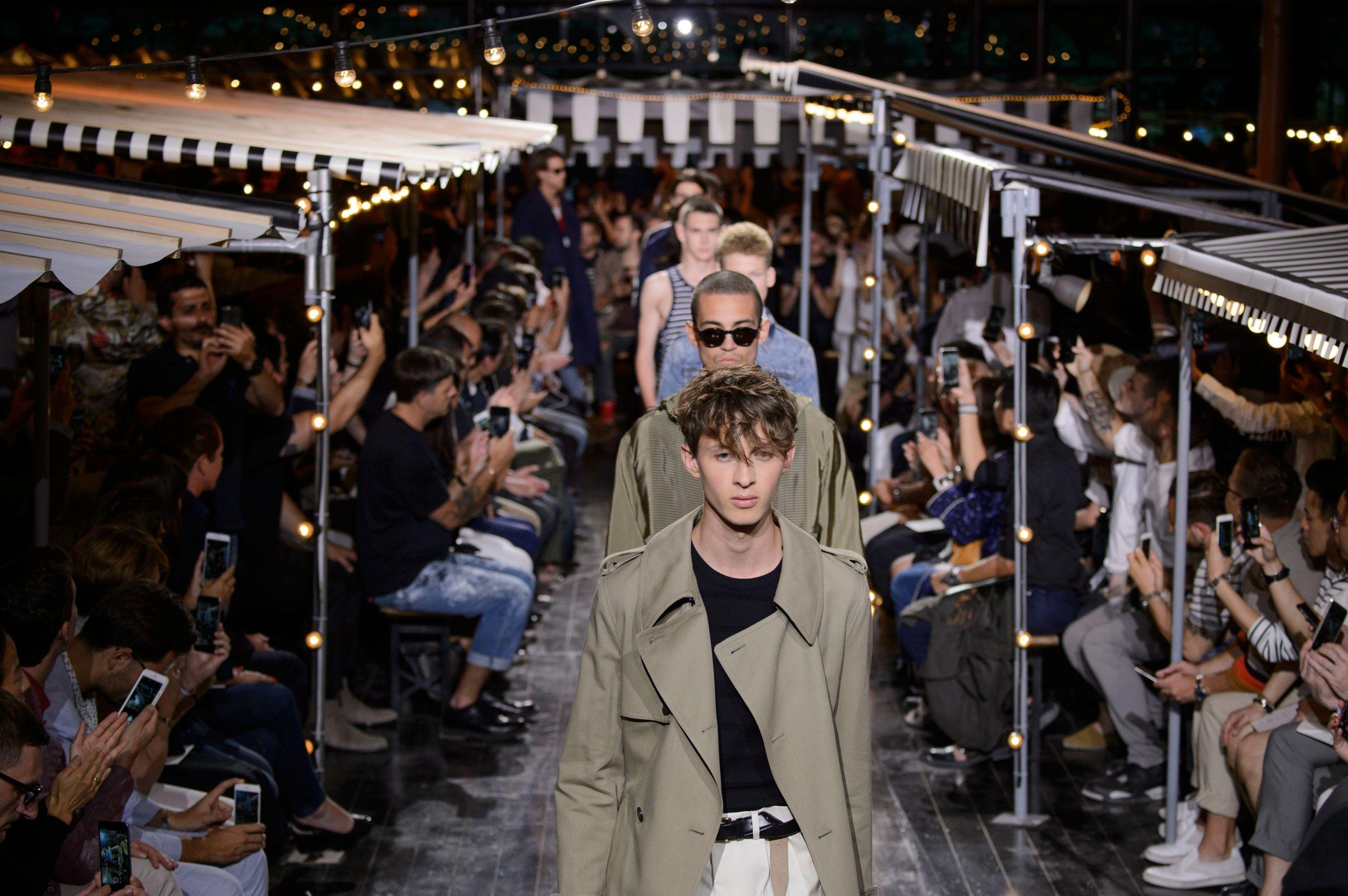 AMI Alexandre Mattiussi SpringSummer 2016 Collection - Paris Fashion Week - DerriusPierreCom (38)