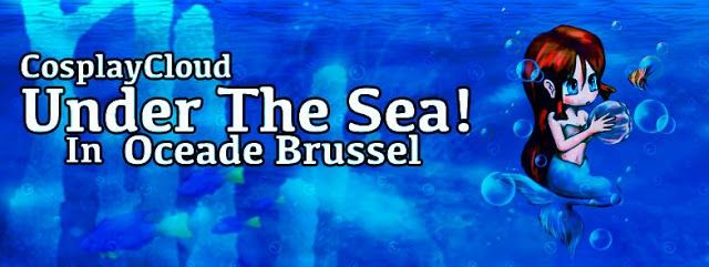 Anime Nippon~Jin - Kagi Nippon He: CosplayCloud Under The Sea 4: Water World Blitz! 2...