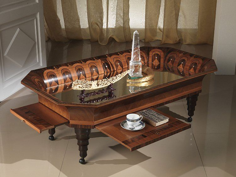 Traditionally Italian Coffee Table Designs Were Made From Wood However Modern