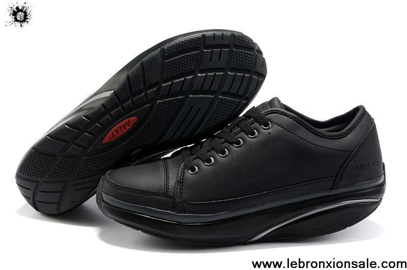 Wholesale Discount Women MBT Nafasi Black Shoes New Casual Style Fashion Shoes Shop
