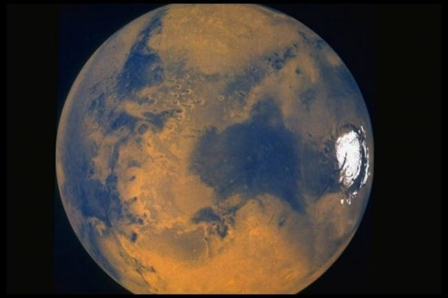 mars comet flyby | Mars' Magnetic Field Was Thrown Into Chaos By Close Comet Flyby ...