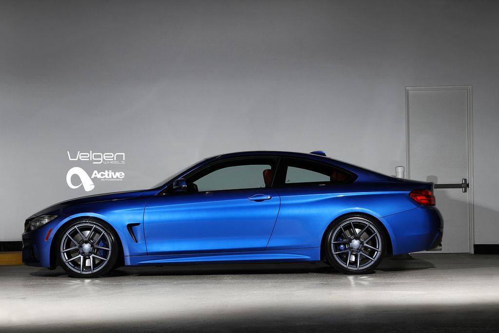 BMW I M Sport On Inch Velgen VMB Wheels Automotive - Bmw 435i m sport