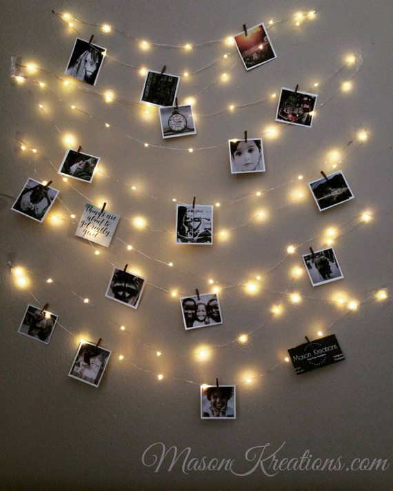 Photo of fairy lights, fairy lights bedroom, fairy lights battery, string lights, string lights for be …