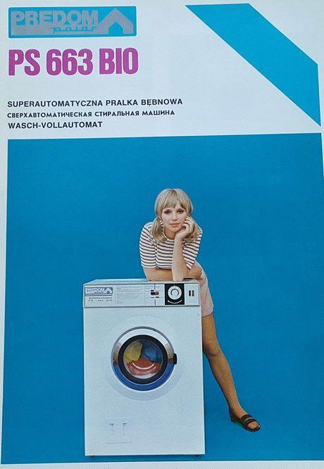 Predom Polar Ps 663 Bio Folder Reklamowy Z Prl U 6983754494 Oficjalne Archiwum Allegro Poster Bio Movie Posters
