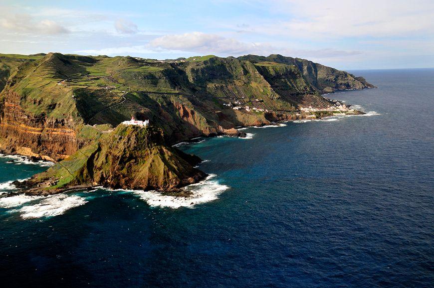 SIARAM :: Paisagem da ilha de Santa Maria, Santa Maria Island, Azores, Portugal