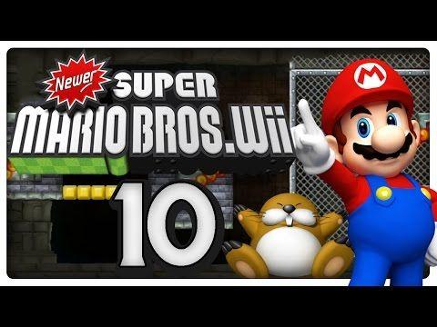 Let's Play NEWER SUPER MARIO BROS. Wii Part 13: Das japanische Sakura Village…
