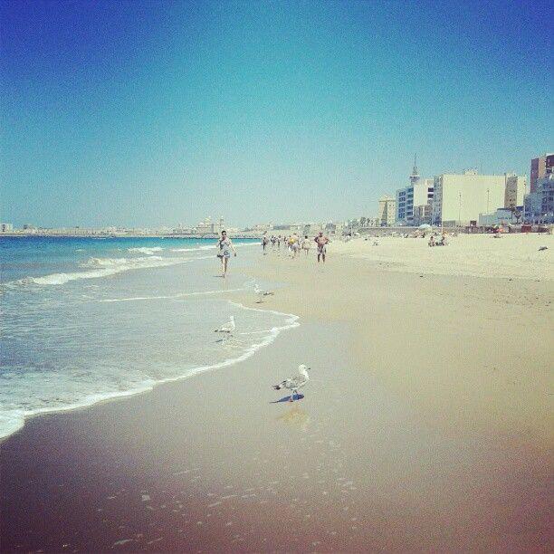 Primer dia de playa de 2012