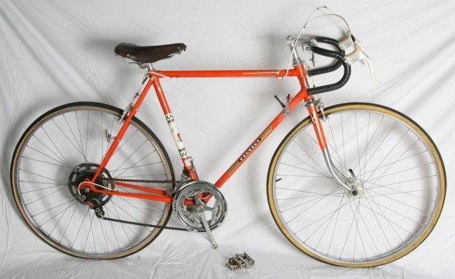 1970s Ten Speed Bikes 160 1970 Peugeot Record Du Monde 10 Speed