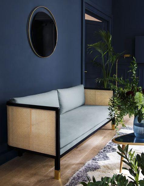 10 tendances d co qui vont marquer 2018 spaces. Black Bedroom Furniture Sets. Home Design Ideas
