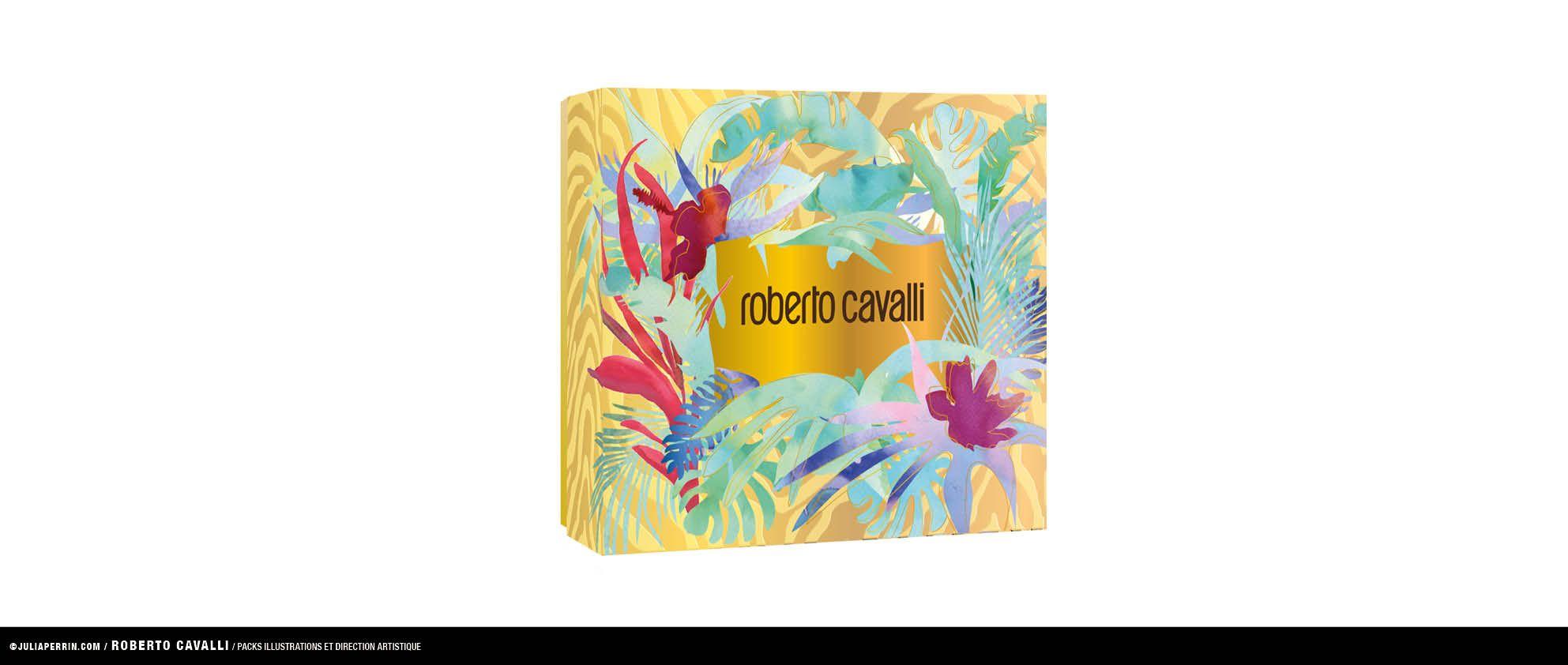 Julia Perrin for Roberto Cavalli : #juliaperrin #illustration #illustrator #robertocavalli #beautyclient #perfume #parfum