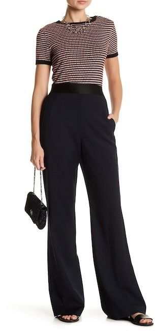 Opening Ceremony Focal Wide Leg Pant