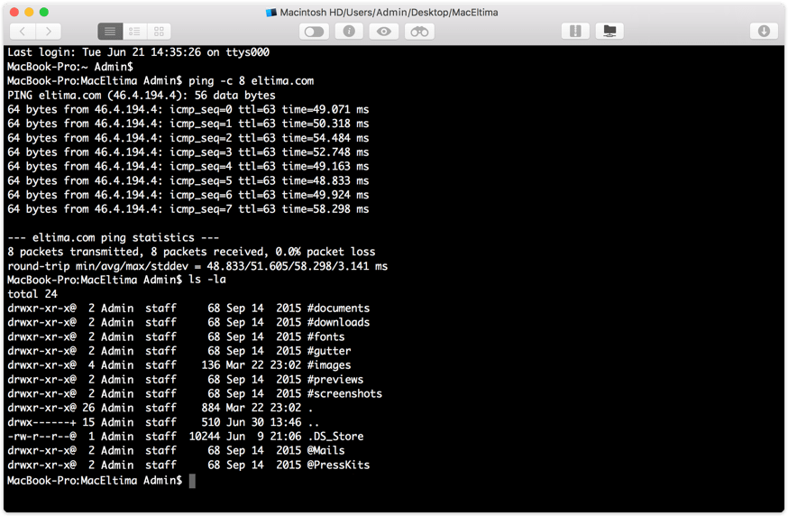 How to use Command line Mac. How to open Terminal on Mac