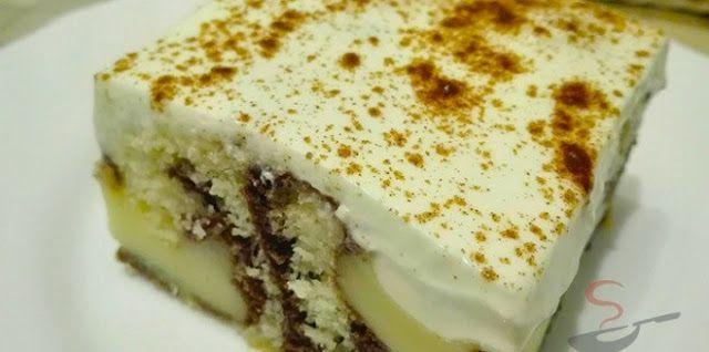 Plus Rezepte Kuchen Mit Pudding Saurer Sahne Und Zimt Kuchen