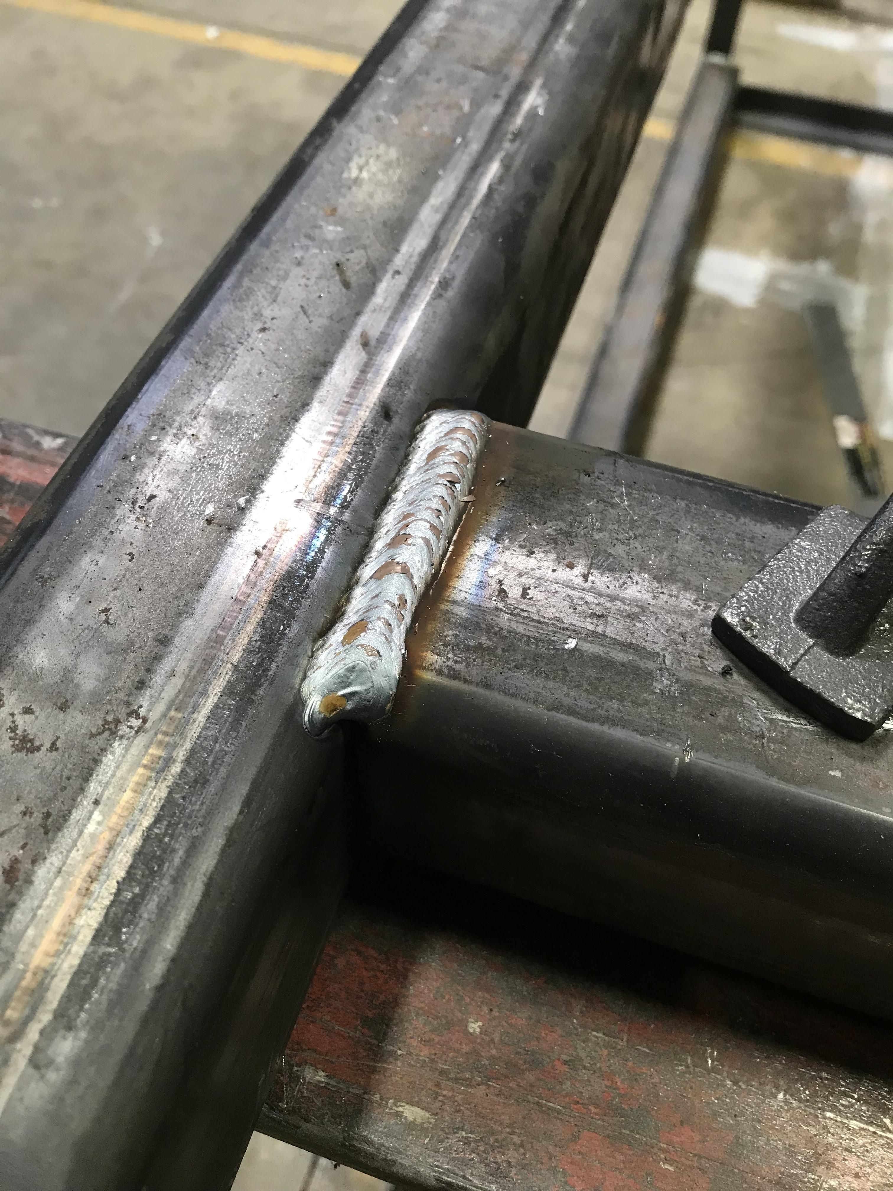 I Have Basic Skills In Mig Welding All Self Taught Thinking About Taking Classes To Learn Tig And Maybe Get A Welding Certification Welding Welding Training