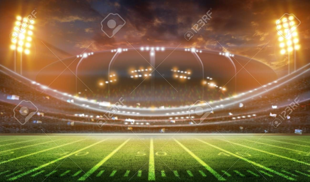 American Football Stadium 3d Affiliate American Football Stadium Af Affiliate American Football Stadium En 2020 Estadio De Futbol