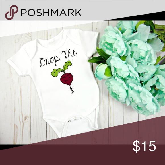 6ab19124b36e NEW Drop The Beet Onesie Perfect onesie for a coming home outfit or ...