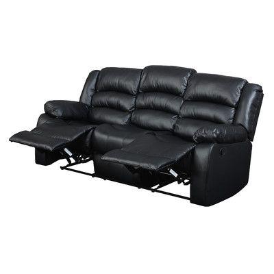 Glory Furniture Reclining Sofa Reviews Wayfair Reclining