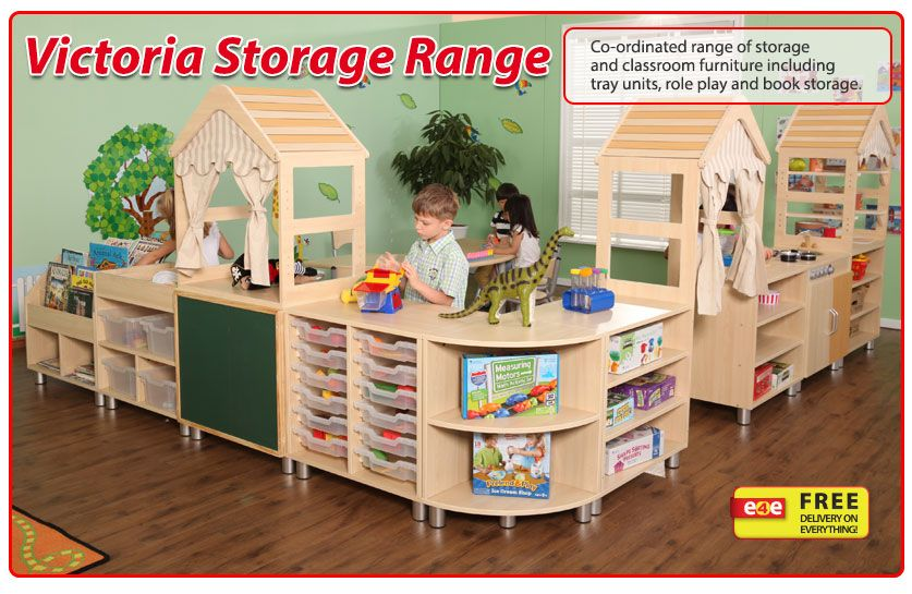 Victoria Storage Range