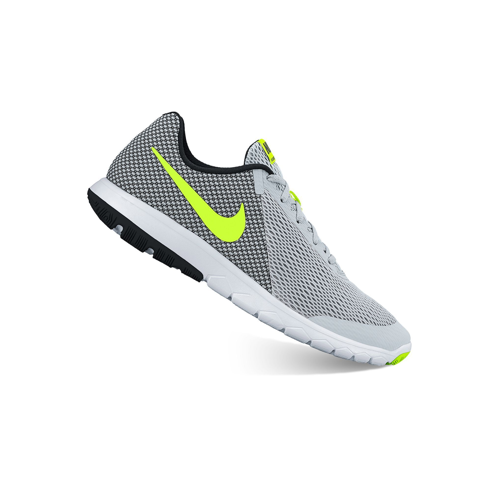 Nike Flex Experience RN 6 Men's Running Shoes, Grey (Charcoal
