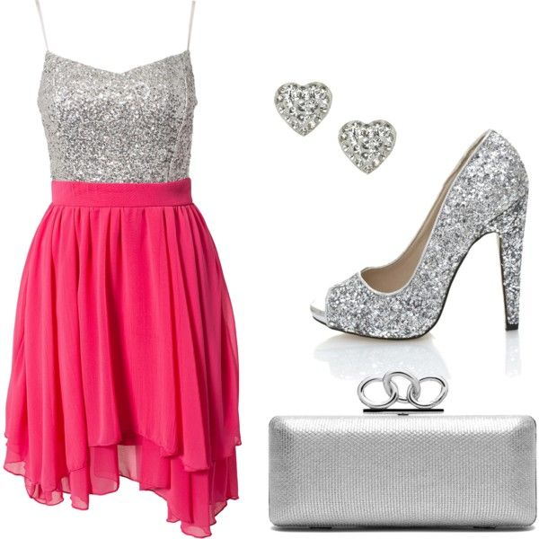 """The Wedding Date"" by npixie on Polyvore I want this dress for Ro's wedding!"