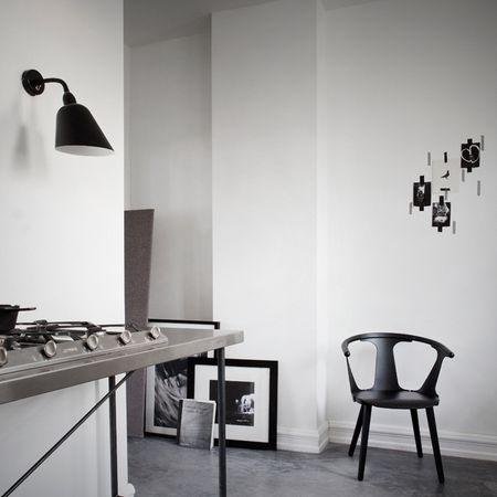 The Bellevue Lamp Is Designed By Arne Jacobsen The Famous Danish Designer Vaeglampe Arne Jacobsen Design