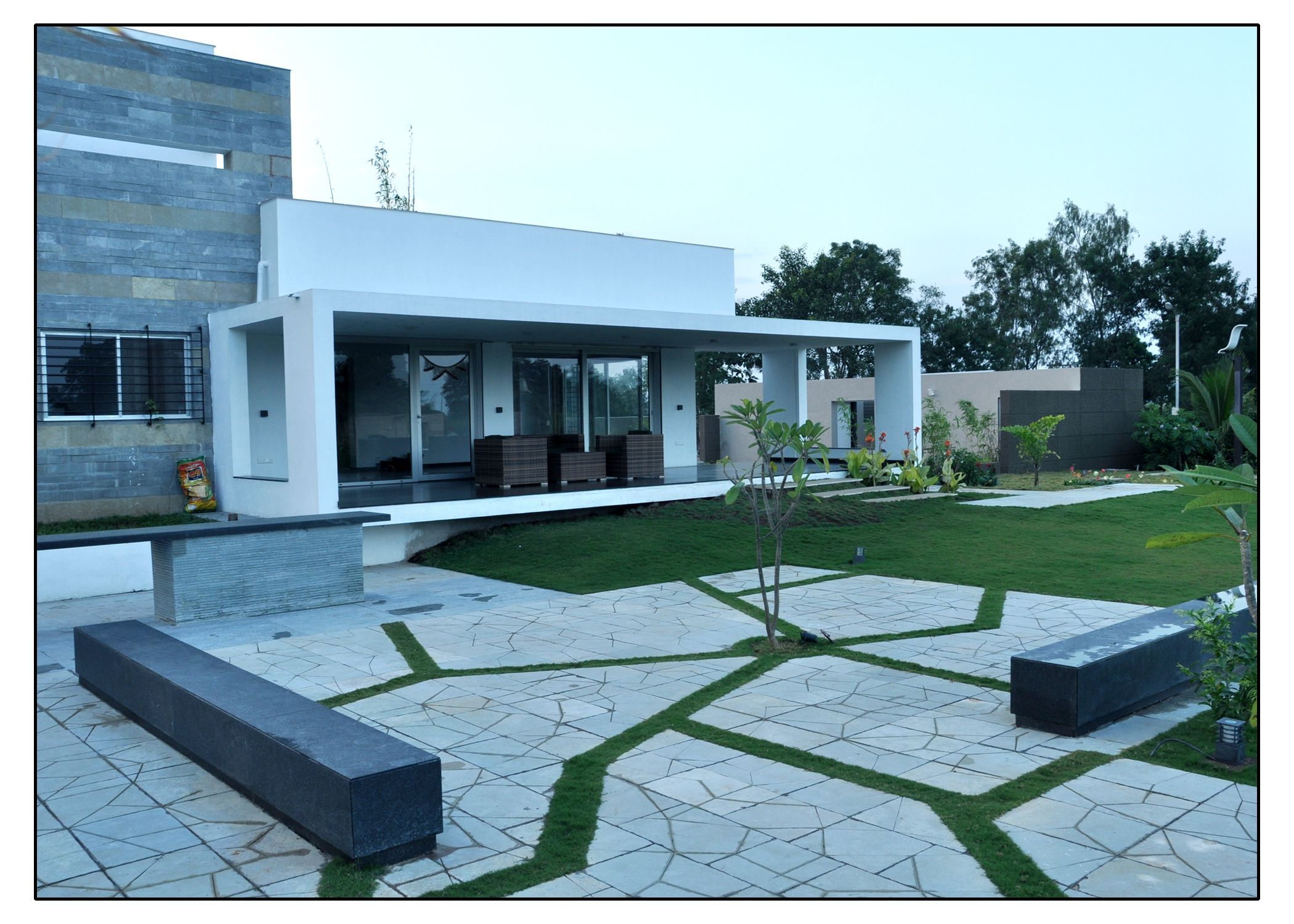 Gentil Architecture And Interior Design Projects In India   Weekend Home   Farm  House   Sandeep Yeola