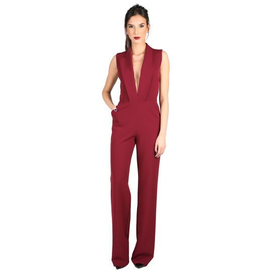 the jumpsuit for the holiday season