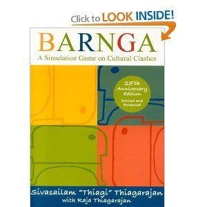 Barnga: A Simulation Game on Cultural Clashes | Institute ...